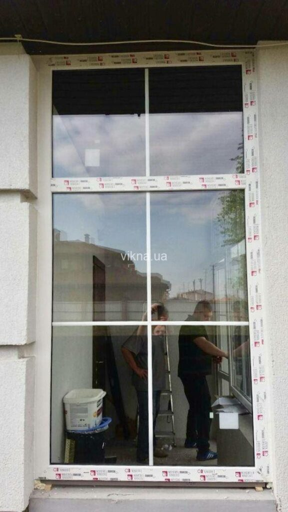 веранда окна Rehau