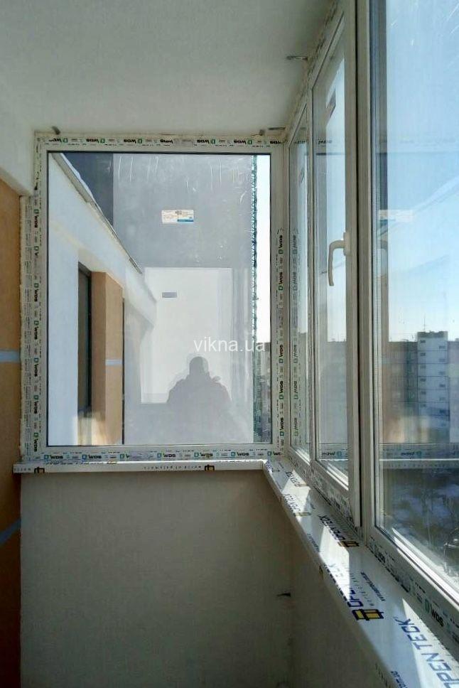 балкон wds антрацит
