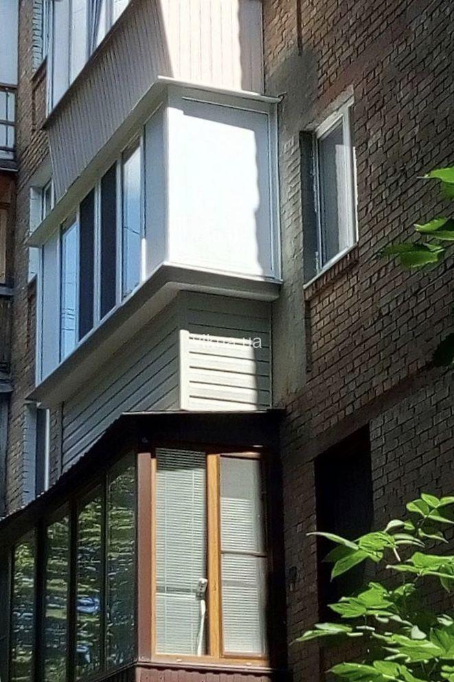балкон wds