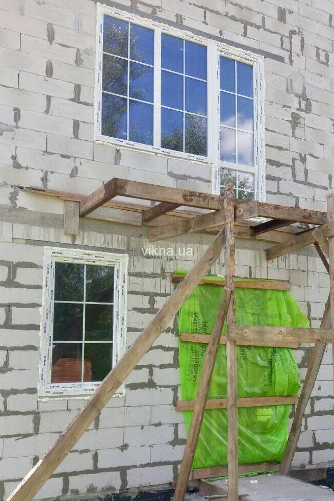 окна brokelman со шпросами