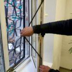 замена уплотнительной резины в окне