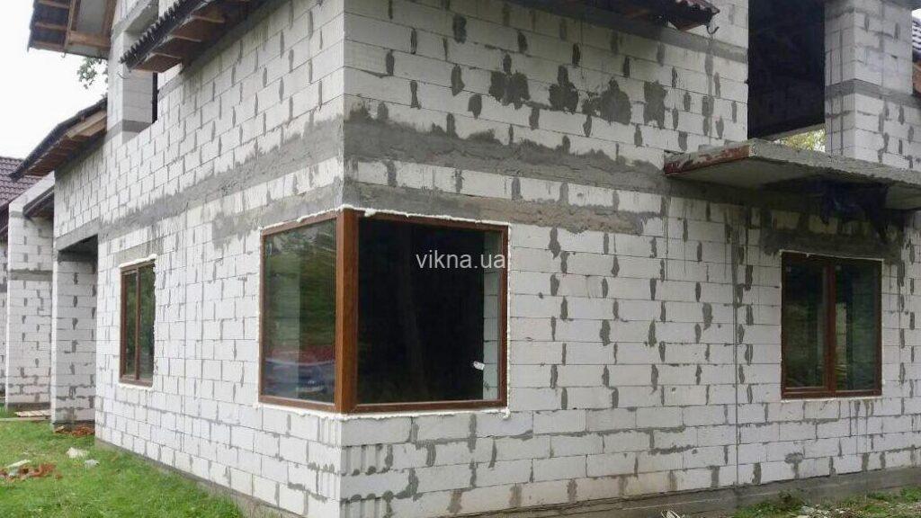 окна WDS, угловые окна
