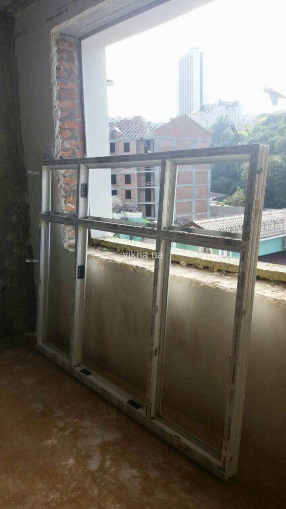 окна salamander 82 в квартире