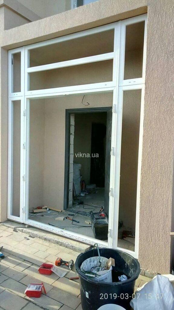 входные двери WDS