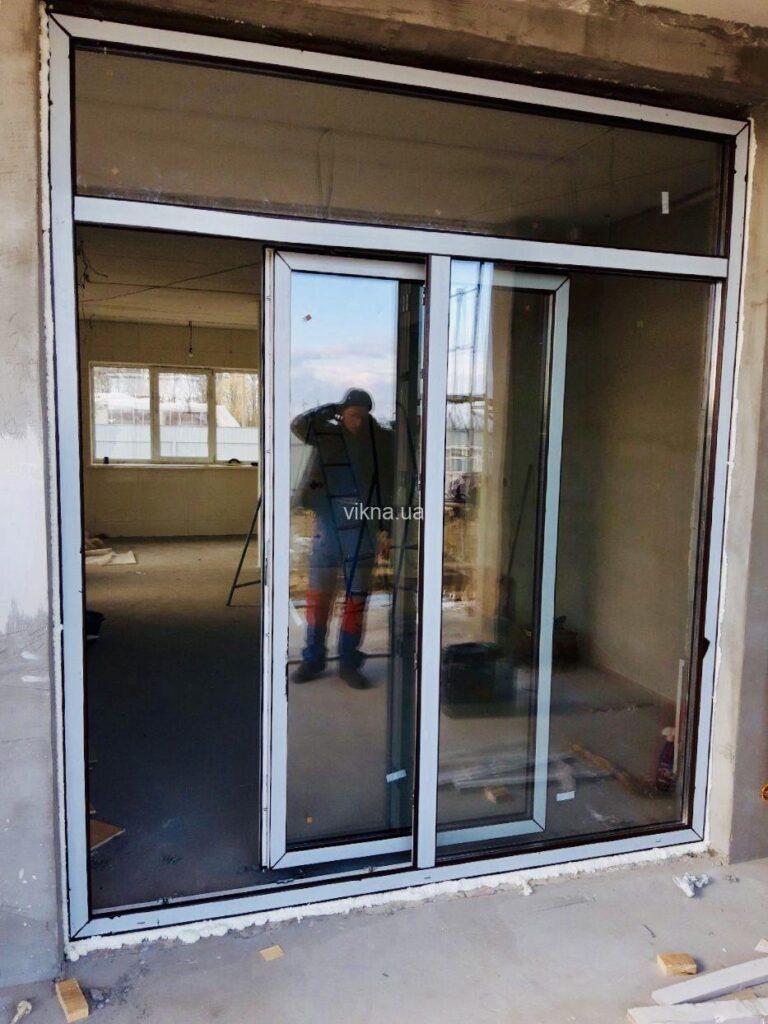 раздвижные двери OPEN TECK