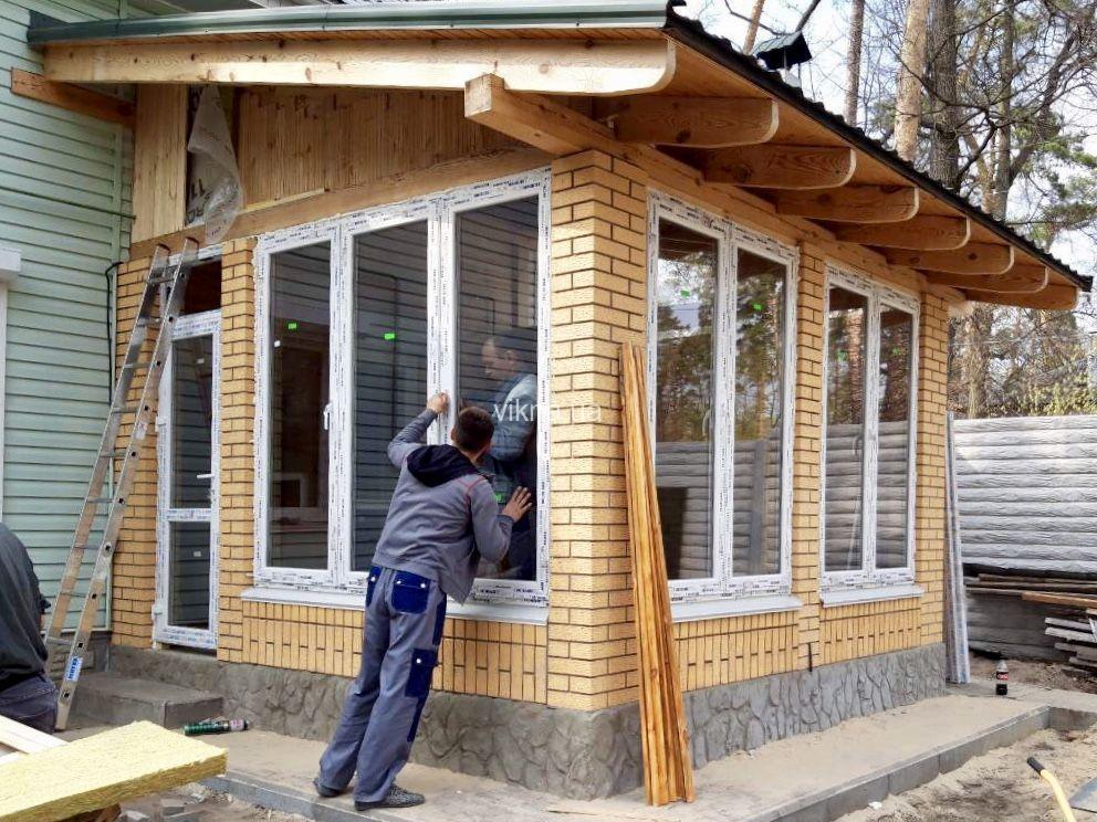 окна brokelman для веранды