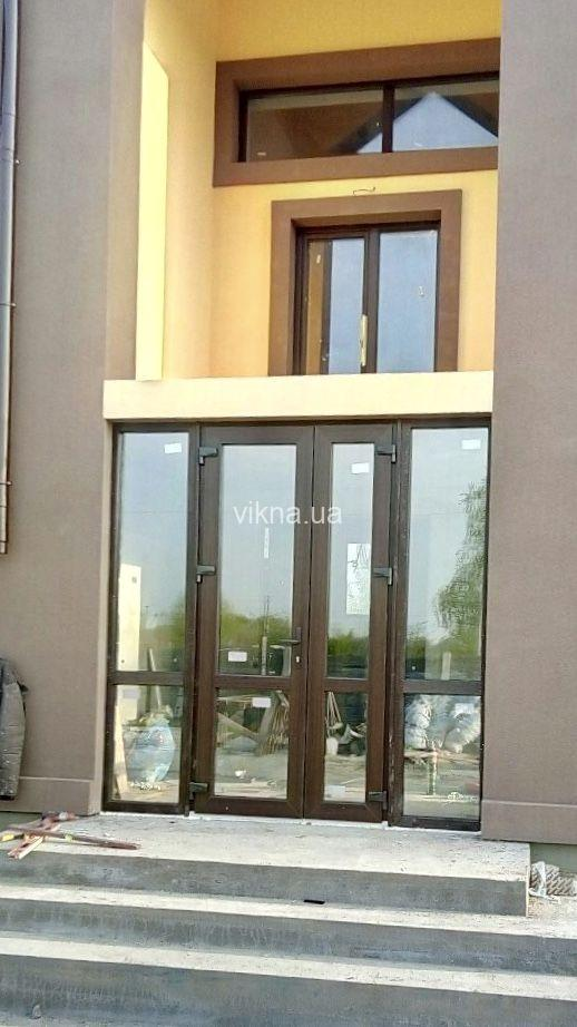 входные двери WDS в частный дом