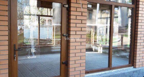 входные двери WDS большого размера