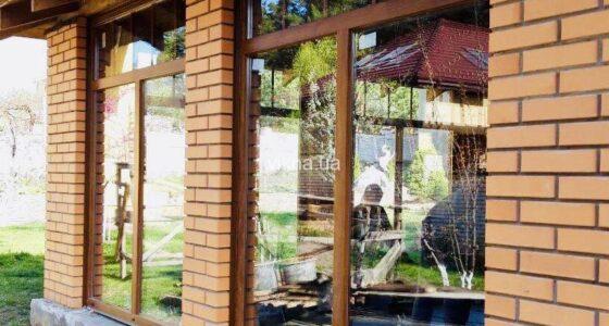 цветные окна WDS для веранды