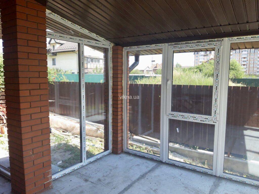 окна wds для веранды
