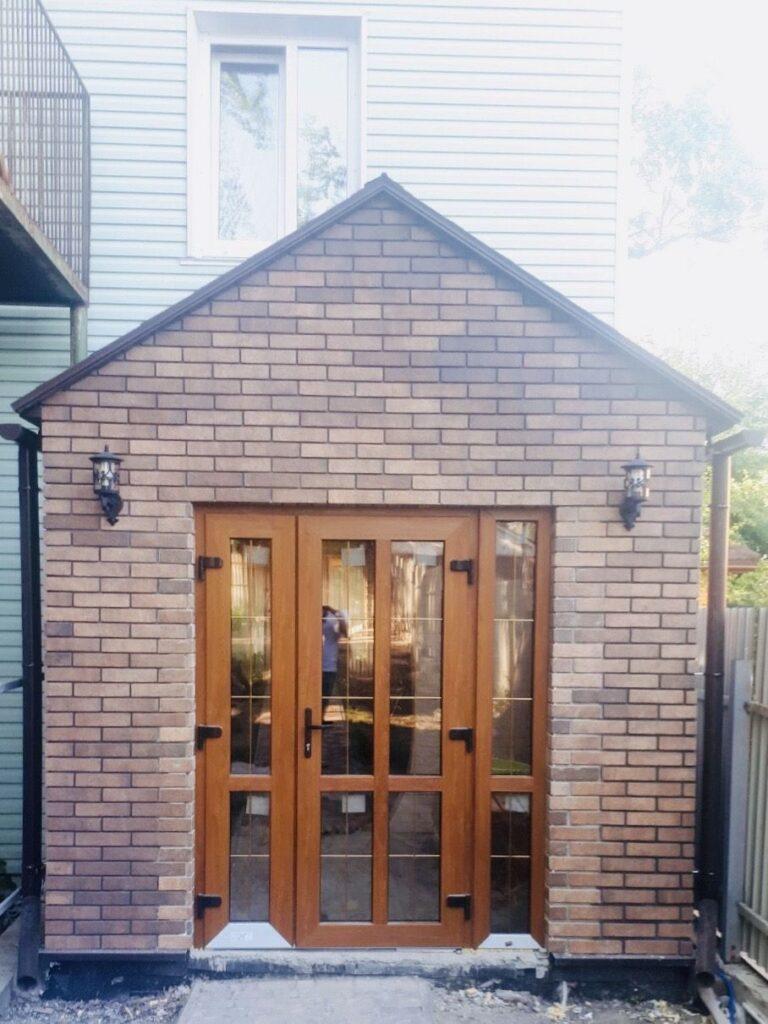 входные двери rehau с ламинацией